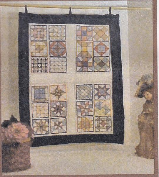Down Home Dreams TNT2008 Amish Paradise Quilt Blocks 32 Embroidery Designs Multi-Formatted Cd