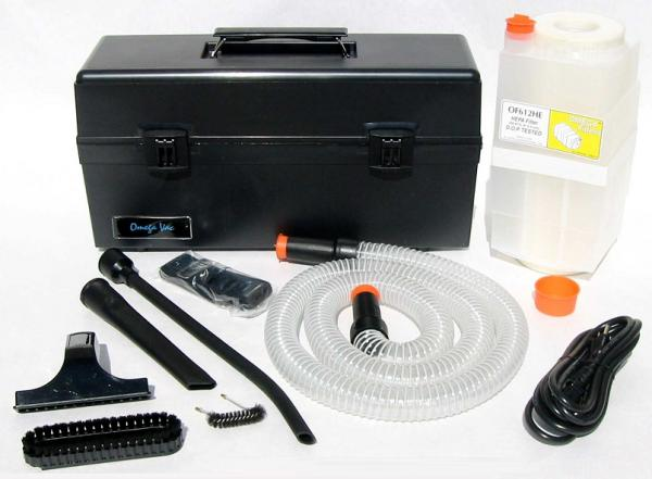 "Atrix VACOMEGAH Omega HEPA Abatement Vacuum Cleaner, 16"" Wand, Less than 73db, 110Vnohtin"