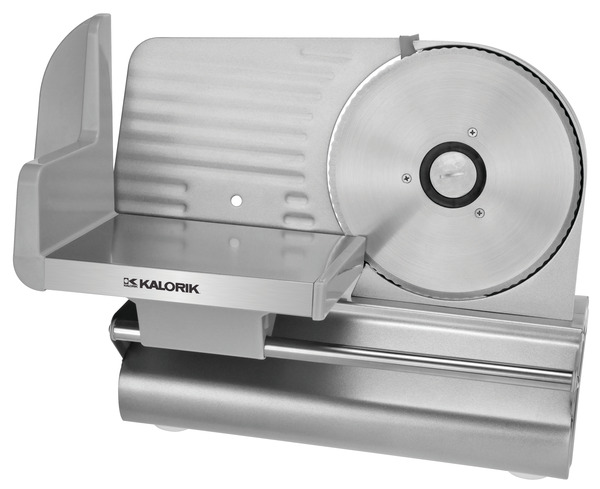 Kalorik Silver Meat Slicer AS 27222