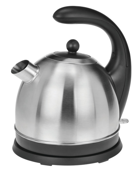 Kalorik Dome Stainless Steel/Black Jug Kettle JK 31099