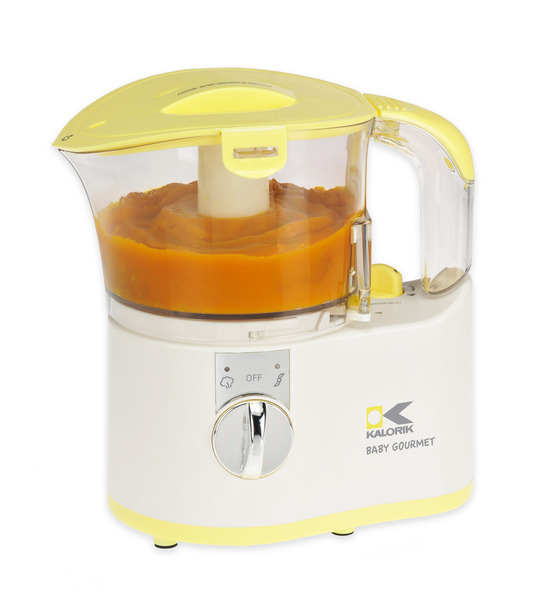 Kalorik Yellow Baby Food Maker MCH 33526 Y