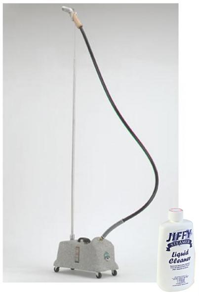 Jiffy J-4000DM Fabric Steamer, 7.5´ Drapery Use Only Hose, Metal Headnohtin
