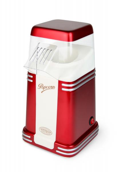 Nostalgia Electrics RHP-310 Retro Series Mini Hot Air Popcorn Popper