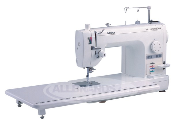 Brother PQ1500S Sewing & Quilting Machine Combo, 5 Extras $200 Values!