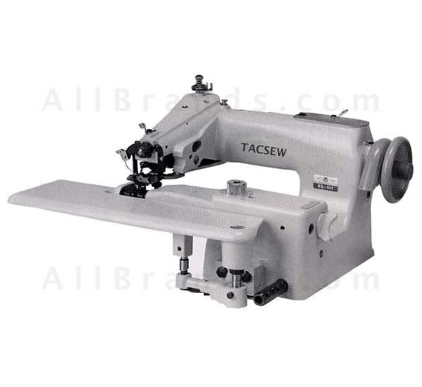 Tacsew T718-SS-2 Full Size Blind Stitch Hemmer Machine, Power Standnohtin