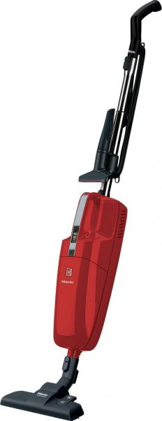 Miele Swing H1 Quick Step Universal Upright Vacuum Cleaner, Mango Red, 7 Year Motor Warramtunohtin