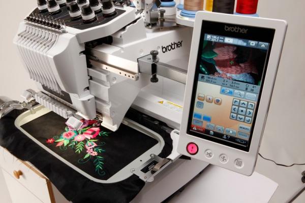 Машинка для вышивания имен