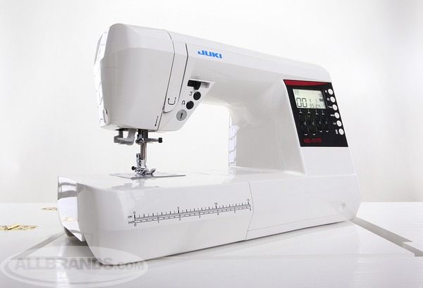 Juki HZL-G110 180 Stitch Computer Sewing Machine 8 Buttonholes