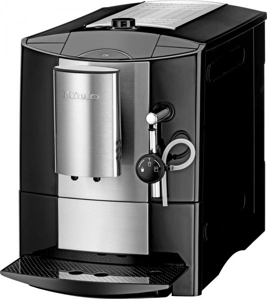 Miele CM5100 Countertop Coffee Espresso Machine, CupWarmer, BeanToCup, Built-in Cone Grinder, MilkFrother AutoSteam 15Bar SteamPressure DescaleTablets