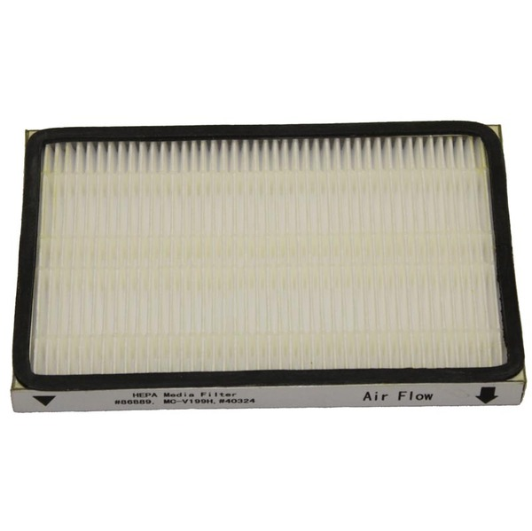 Panasonic Filter, Exhaust V7600 Hepanohtin