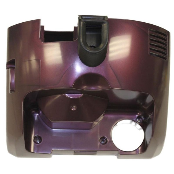 Bissell B-203-6809 Cover, Rear 9300 9400 Black Cherry Fizznohtin