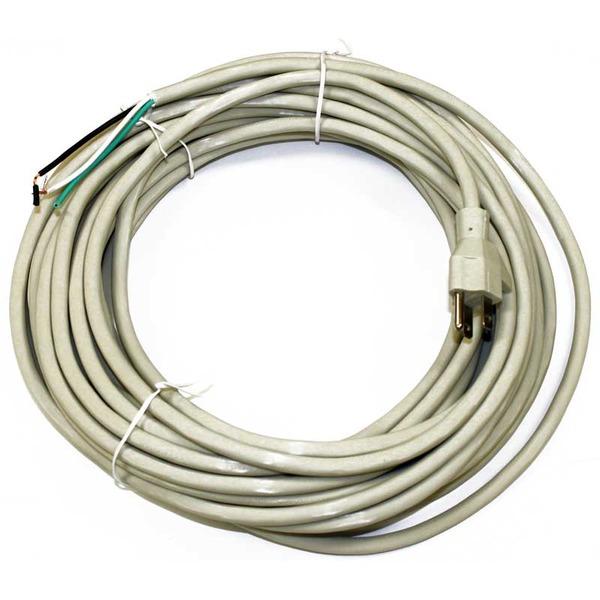 Eureka Replacement Er-3050-1 Cord 50´ 18/3 Sjt Commercial Eureka Beigenohtin