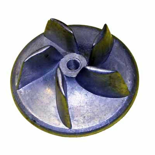 Oreck Or-2820 Fan, Metal Uprights Except 2175/4000/4300nohtin