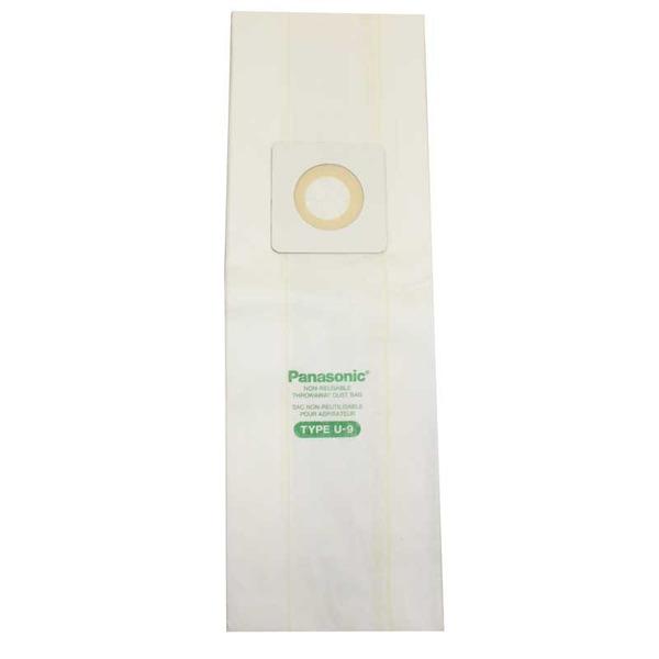 Panasonic P-14000 Paper Bag, Pana Type U9 Electrostatic V100 Eachnohtin