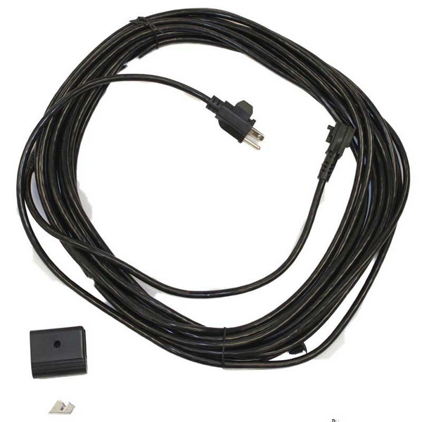ProTeam Pv-105034 Cord, Power W/Strain Relief 38´ Blk 3Wire Commnohtin