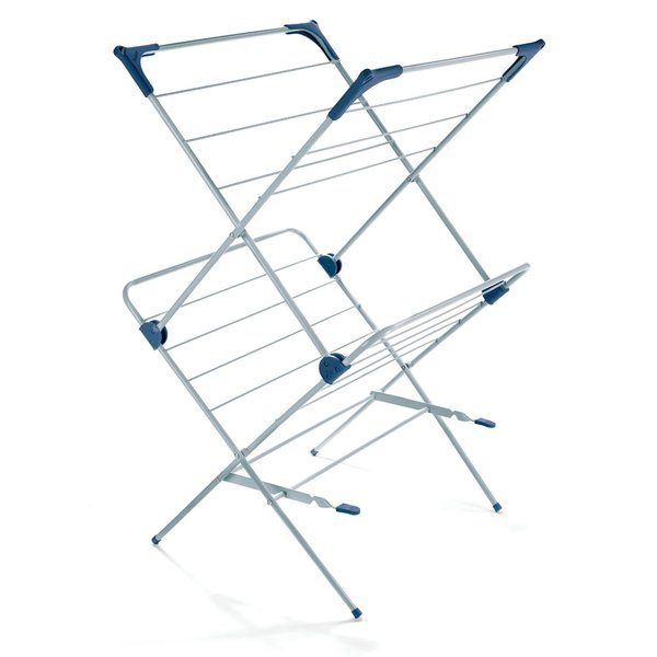 Polder DRY-4063 2-Tier Clothes Drying Rack with Mesh Top Garment Dryernohtin Sale $29.99 SKU: DRY-4063 :