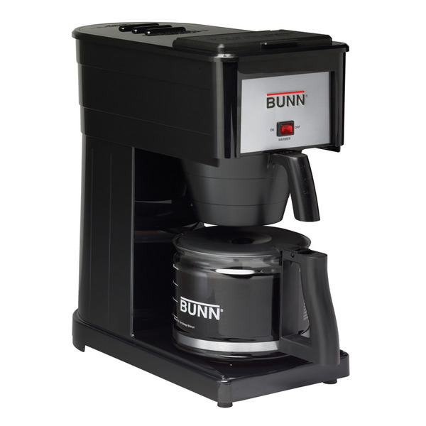 Bunn GRBD Velocity Brew High Altitude Original 10-Cup Home Brewer, Black Coffee Machine