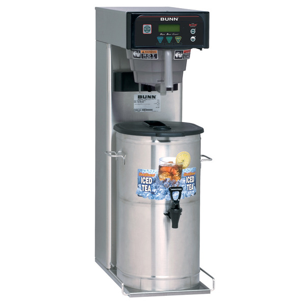Bunn TB3Q 3-Gallon Iced Tea Brewer Machinenohtin