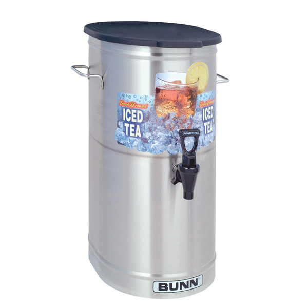 Bunn TDO-4 Iced Tea 4 Gallon Dispensernohtin