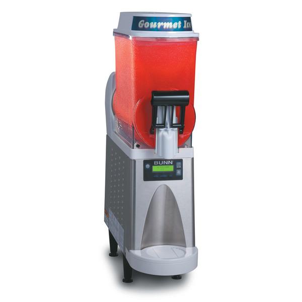 Bunn ULTRA-1 Gourmet Ice System, Silver/White Coffee Machine