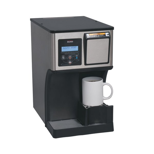 Bunn My Cafe AP Auto Eject Pod Brewer Coffee Machine