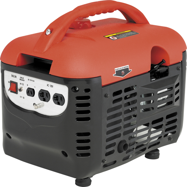 All Power APG3010 2000W Portable Generator, 4 HP, 118cc