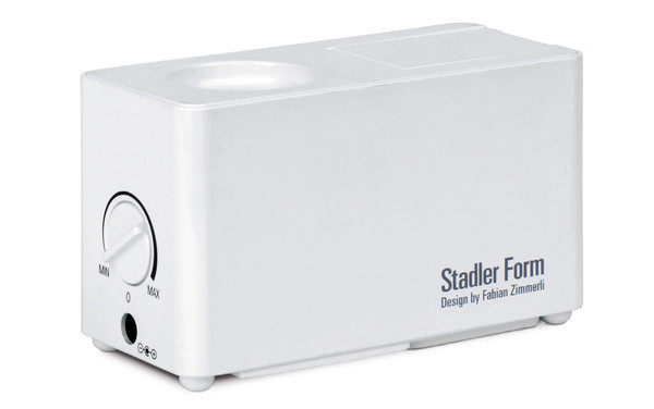 Stadler Form JERRY Personal Ultrasonic Humidifier Travel .4 lbs 150 Sq Feet Designer Fabrian Zimmerli