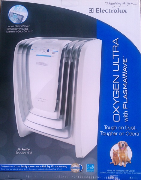 Electrolux EL500AZ Oxygen Ultra Pet Air Purifier Cleaner +Odor Sensor*nohtin