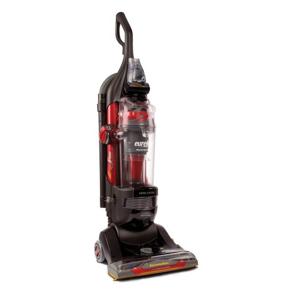 Discount Automotive Parts Online Eureka AS1104A SuctionSeal Pet Bagless Upright Vacuum Cleaner Never Loses Suction, PET Power Paw Turbo Brush, Auto Cord Rewind, 7 Height Adjustments
