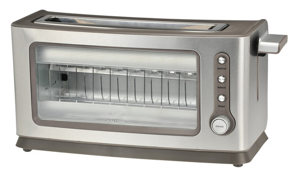 Kalorik Stainless Steel Glass Toaster TO 39085 SS