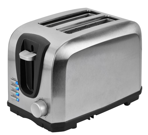 Kalorik 2 Slice Stainless Steel Toaster TO 37895 SS