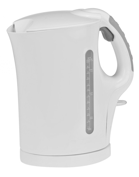 Kalorik 1.75 QT White Water Kettle JK 39825 W
