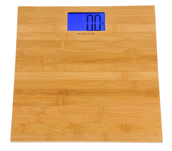 Kalorik Electronic Bamboo Bathroom Scale EBS 37070