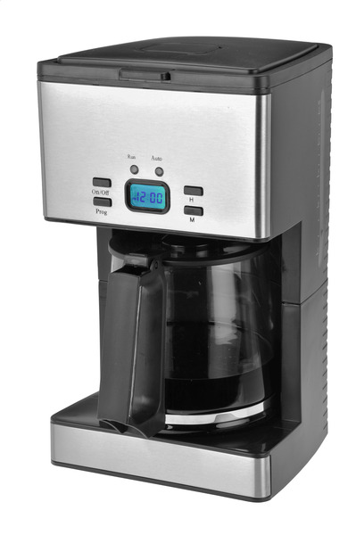 Kalorik Programmable 12 Cup Stainless Steel Coffee Maker CM 38933 SS