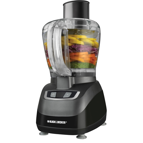 Black & Decker�® FP1600B 8 Cup Food Processornohtin