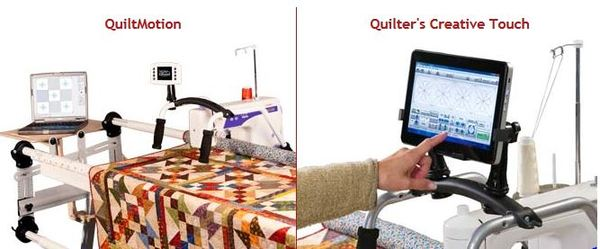 Grace Quilters Creative Touch Design Software +Quilt Motion Robot Hardware (Motor, Bracket, Pulleys, Belts)nohtin