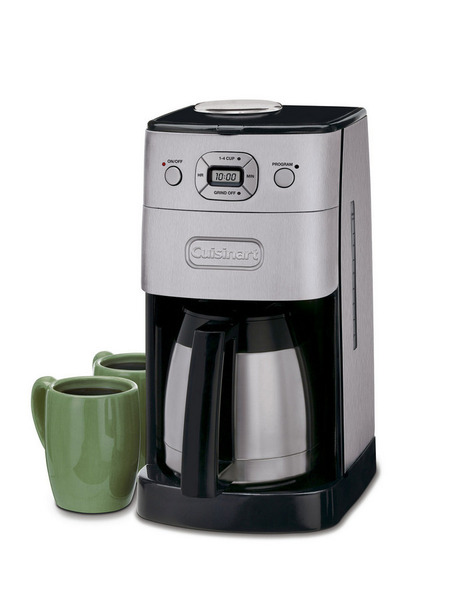 Cuisinart DGB-650BC Grind & Brew Thermal 10-Cup Automatic Coffeemakernohtin