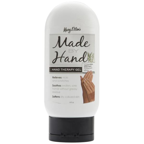 "Mary Ellen ME70010 ""Made by Hand"" Hand Lotion Cream Relief, No Grease, Therapy Gel, 4fl oznohtin Sale $9.99 SKU: ME70010 :"