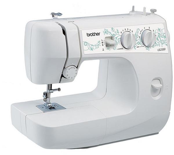 sewing machine ls2300prw