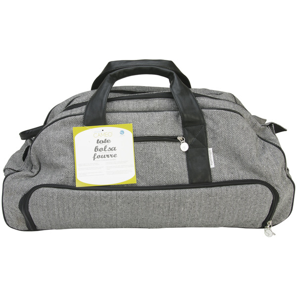 Silhouette Cameo Rolling Storage Case Bag Telescoping Handle