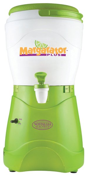 Nostalgia Electrics MSB600 Margarator Plus Frozen Drink Margarita Slush Machinenohtin