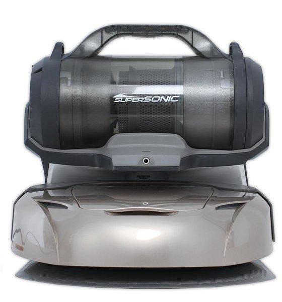 Ecovacs Deebot D77 3D Robot Floor Cleaner & Hand Vacuum, 12 Tools, Charging Stationnohtin