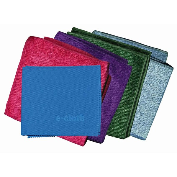 e-cloth Starter Pack 5-Pack (Assorted Colors)nohtin