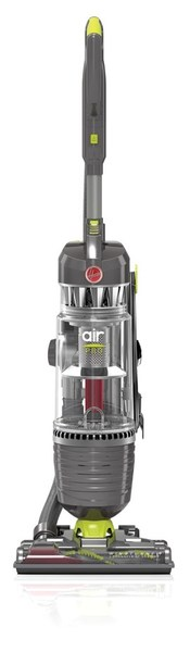Hoover UH72450 Air Pro Bagless HEPA Filter Upright Vacuum Cleaner, Brushroll Shutoffnohtin