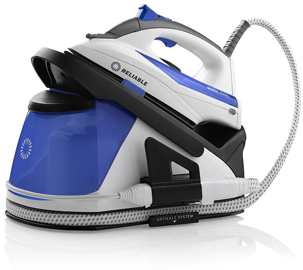 Reliable SENZA 200DS 2in1 Steam Generator Ironing Station, 3 Prong Safety Plus +Iron, Factory Serviced, Same Warranty as Newnohtin