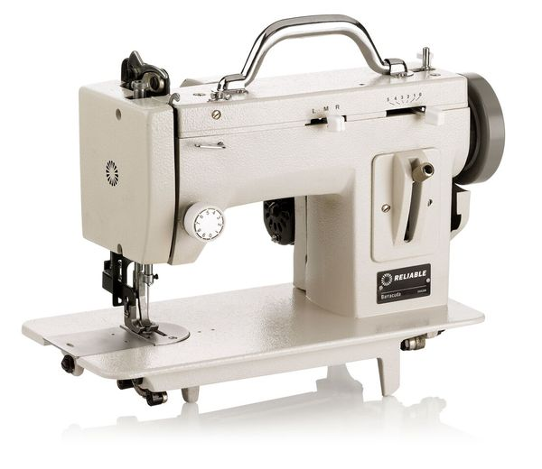 Reliable Barracuda 200ZW Replaces 2000U33, Portable Straight Stitch and Zigzag Walking Foot Upholstery Sewing Machinenohtin