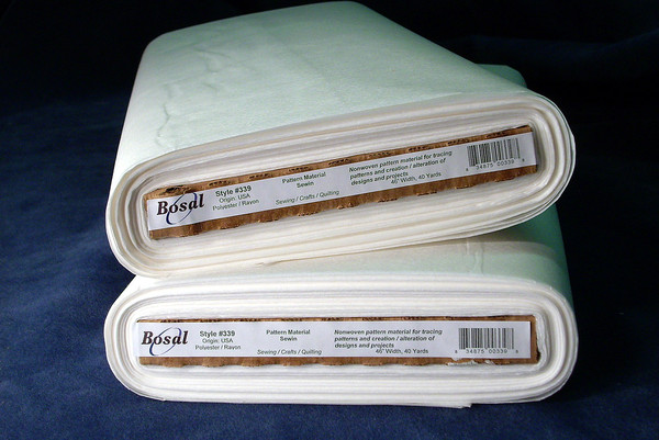 "Bosal 339 Create-A-Pattern Opaque Duplication Material for 46""x40Yd Boltnohtin"