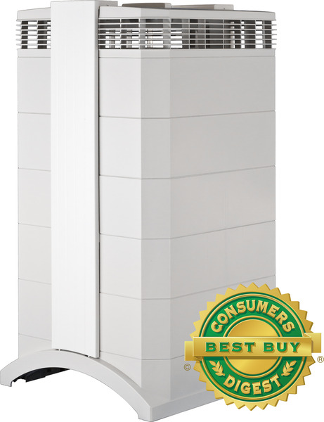 IQ Air HealthPro HEPA Air Purifier Cleaner +10Yr Parts Labor*