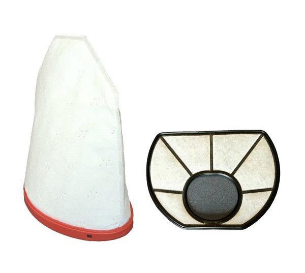 Sebo Filters 8191AM Microfilter set ( motor & exhaust ) D Seriesnohtin
