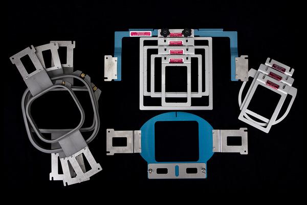 Durkee M.S.K Embroidery Hoop Starter Kit, 10in1 Frames for Brother PR6 PR1000, Baby Lock 6 & 10 Needle Machinesnohtin